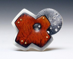xoxo pin/pendant