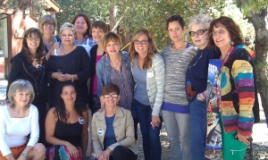 the lovely ladies of Idyllwild